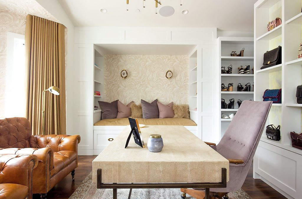 A Closet And An Office Willa Ford Designs Every Girl S Dream Room