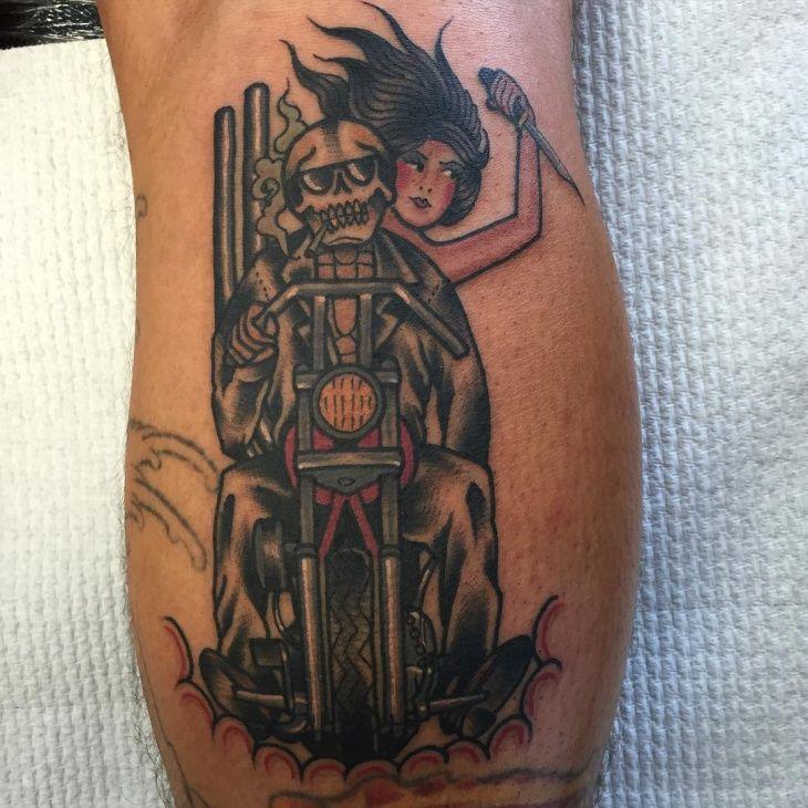 panther tattoo designs wolf tattoo designs unique biker tattoo design