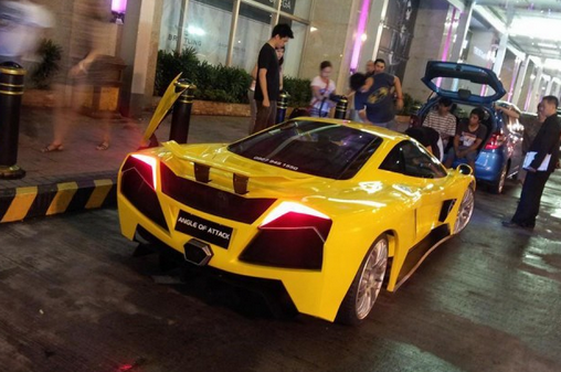 Philippine Car Manufacturer Factor Aurelio Automobile Has - Sports cars manufacturers