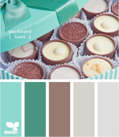packaged hues