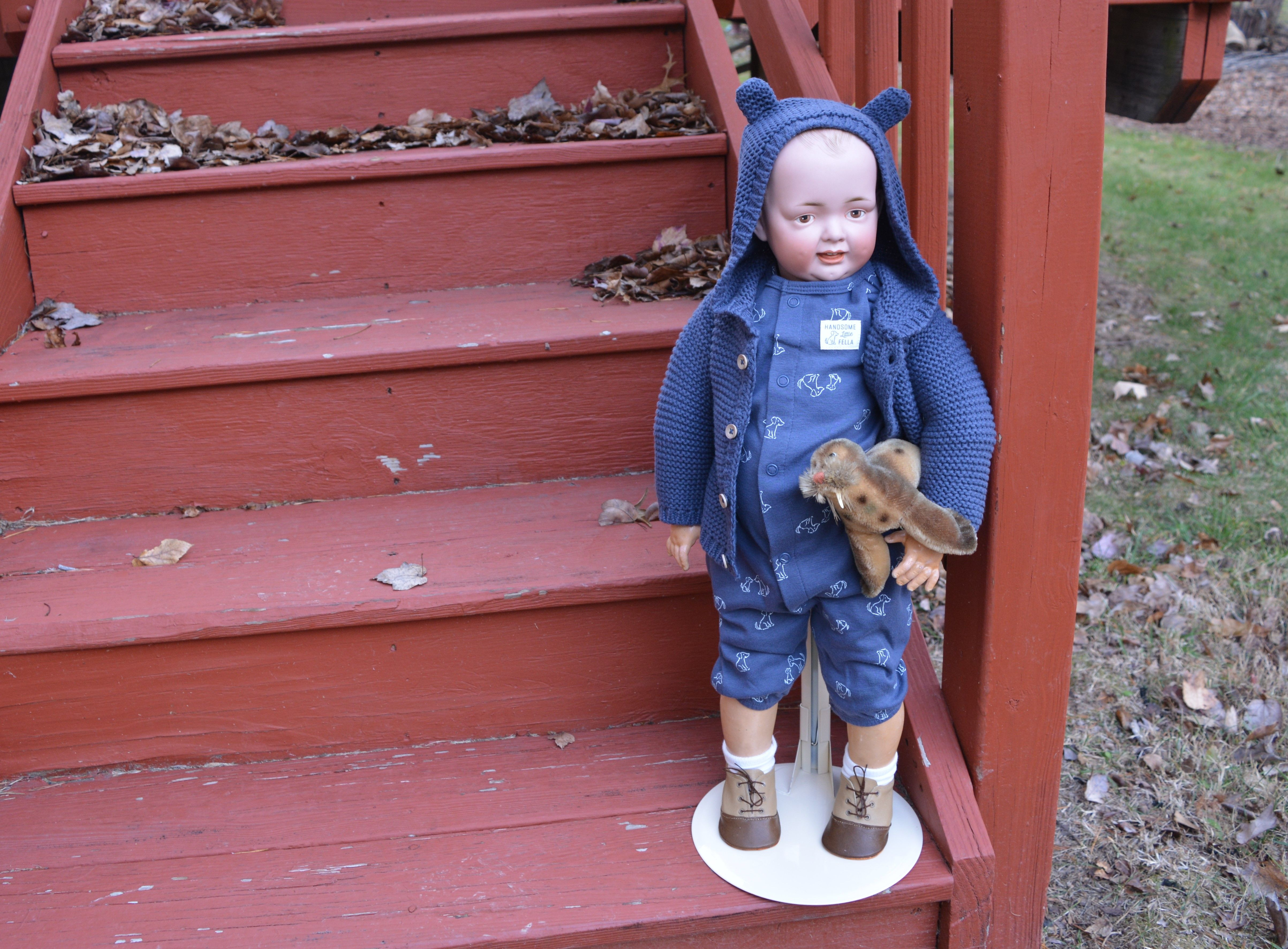 Kley hahn toddler with straight legs toddler straight