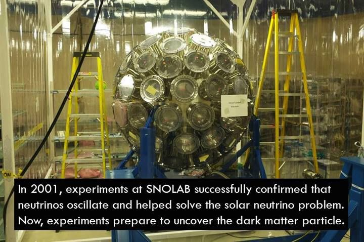Visiting the 2km deep SNOLAB | RASC Toronto
