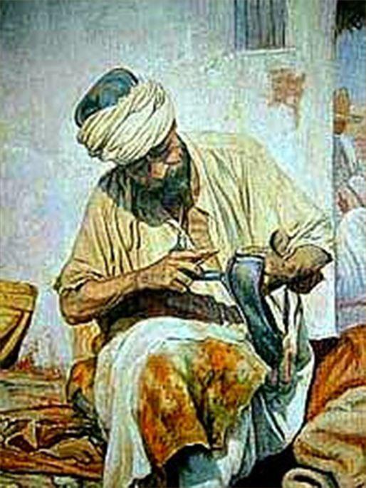 Peinture d 39 algerie peintre alg rien louis granata 1901 for Peinture satinee algerie prix