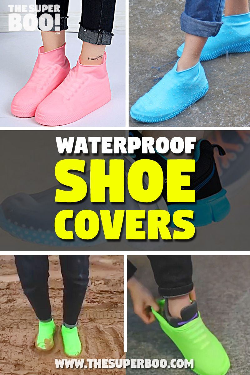 Best Waterproof Shoe Covers Best Waterproof Shoes Shoe Covers Waterproof Shoes