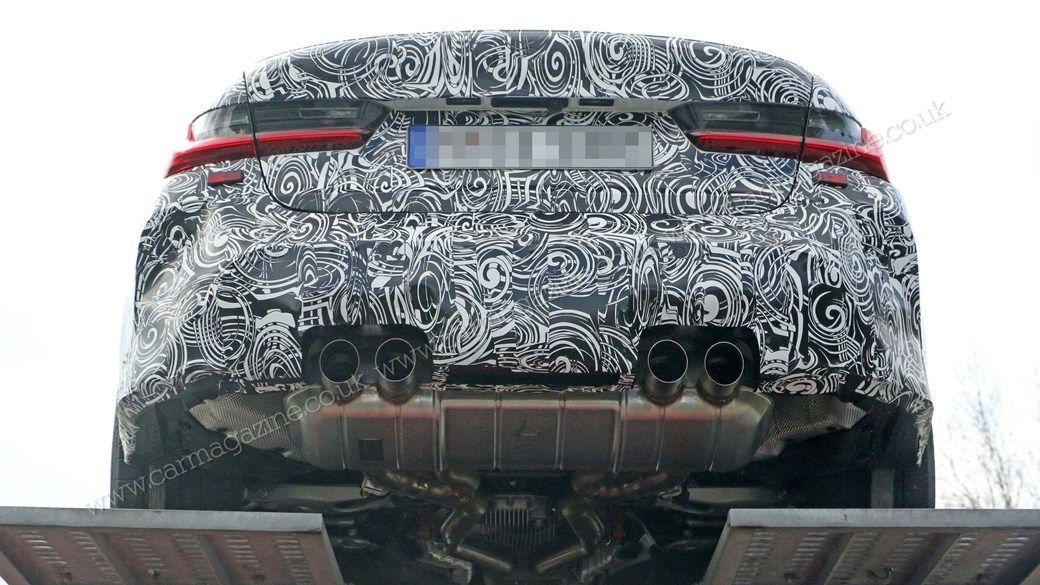Bmw M Shares Some Info On New M3 Engine Bmw Bmw M3 Bmw Cars