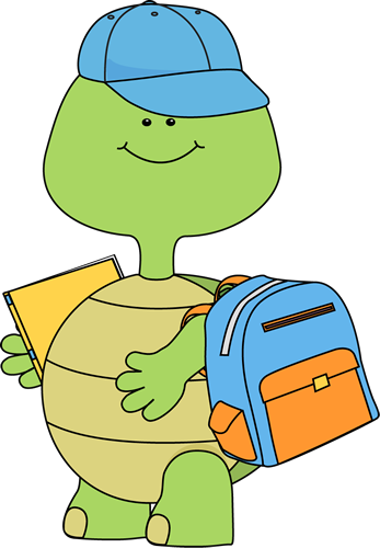 boy turtle going to school 7t tortuga pinterest rh pinterest com turtle clip art images turtle clip art black and white