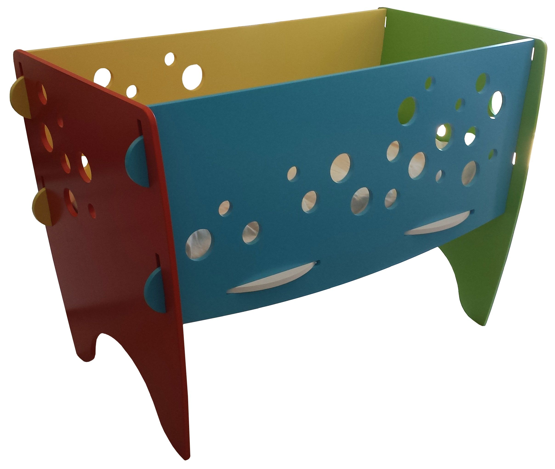 Cuna de madera para bebes modular f cil montaje y - Cuna de diseno ...