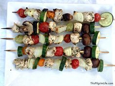 Copycat Zoe S Kitchen Dinner Al Fresco This Pilgrim Life Zoes Kitchen Chicken Kabob Recipes Greek Chicken Kabobs