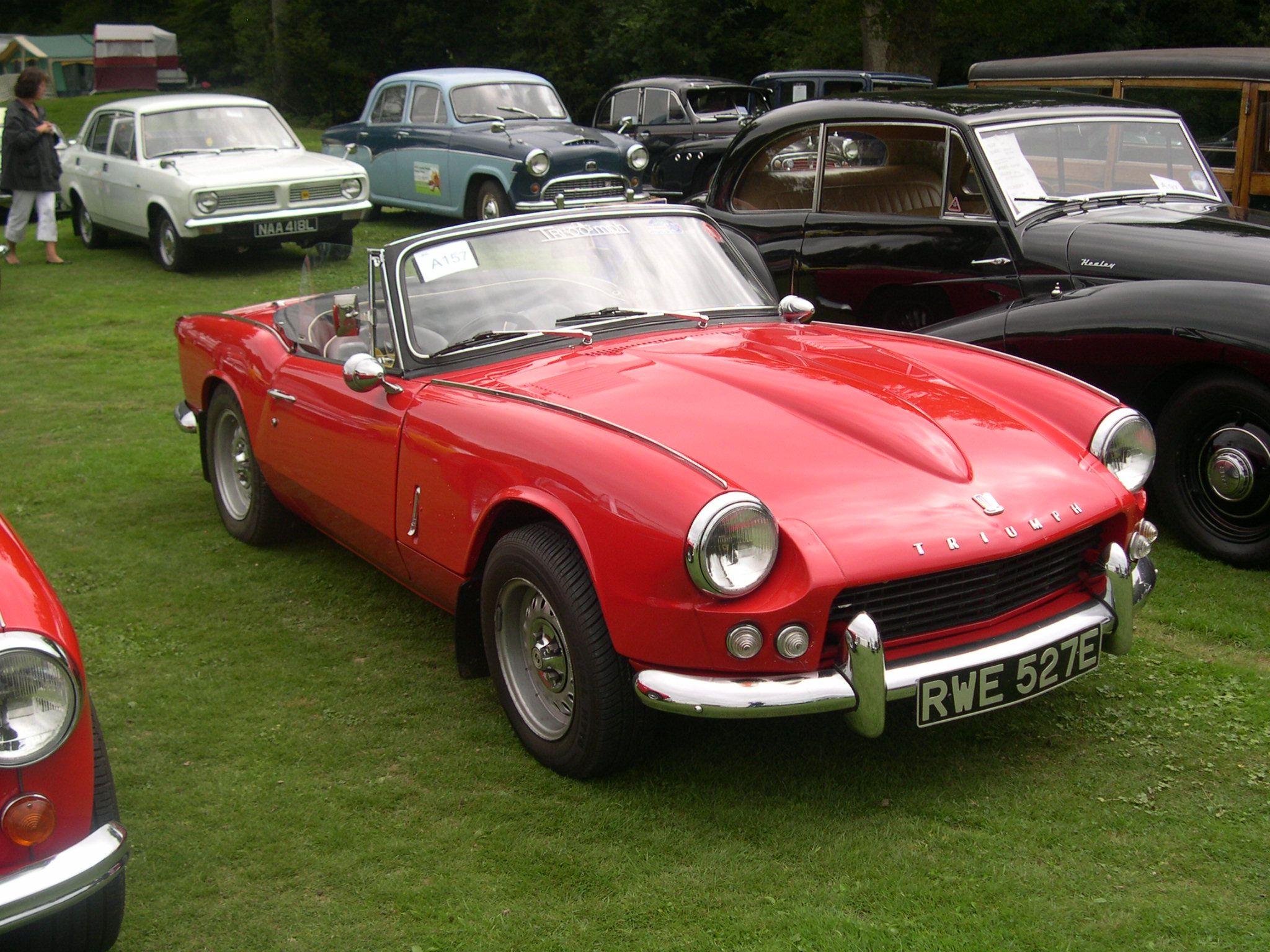 1967 spitfire