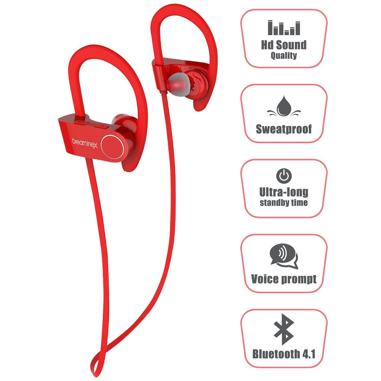 6dad402851e Amazon #DealsOfDay - 57% OFF DR-600 Bluetooth Earbuds Dreaminex Beats Wireless  Headphones