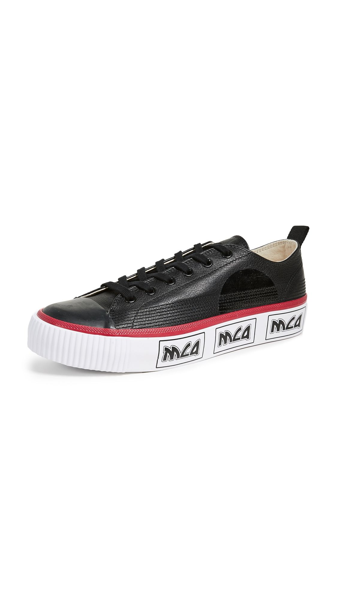 Mcq Alexander By Low Sneakers Top Mcqueen Plimsoll Platform l1JFKc