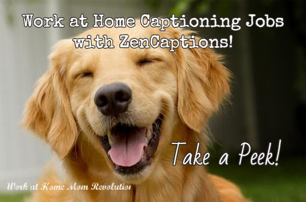 Zencaptions Hiring Home Based Captionists Across U S Smiling