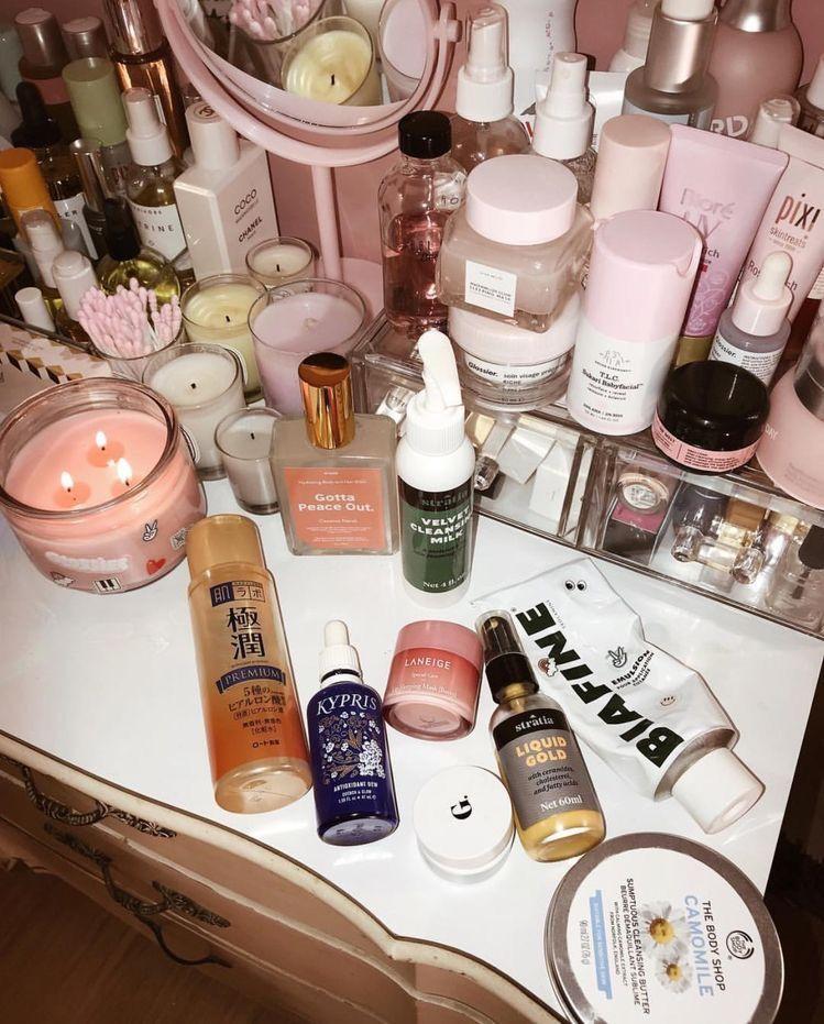 pinterest ☆ hollyliangg Skin makeup, Makeup skin care