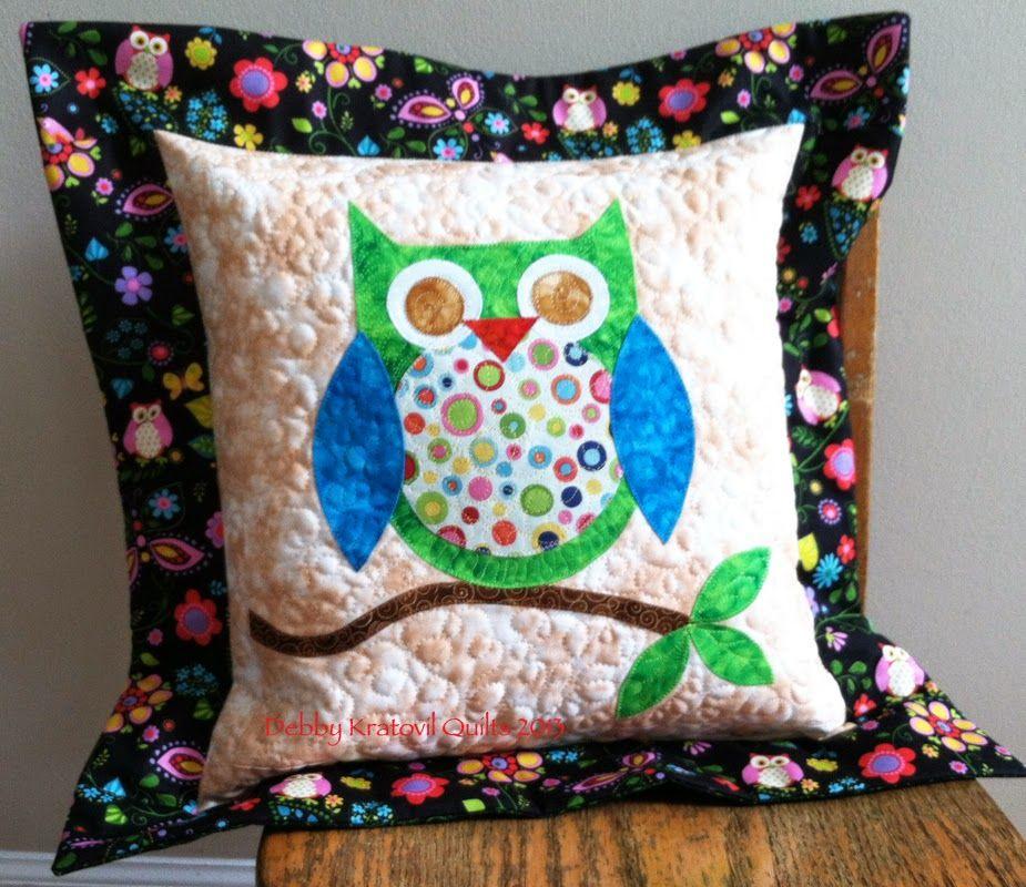 Free Pattern Day: Owls !