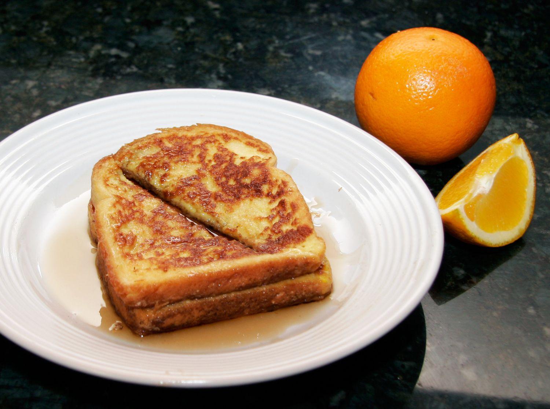 Basic french toast recipe coconut recipes easy