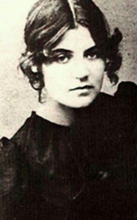 Suzanne Valadon. Model and artist.