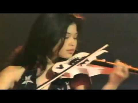 Scorpions And Vanessa Mae Still Loving You Bond Movies James Bond Movies Female Musicians