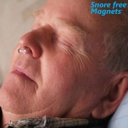ANTIRRONQUIDOS SNORE FREE MAGNETS