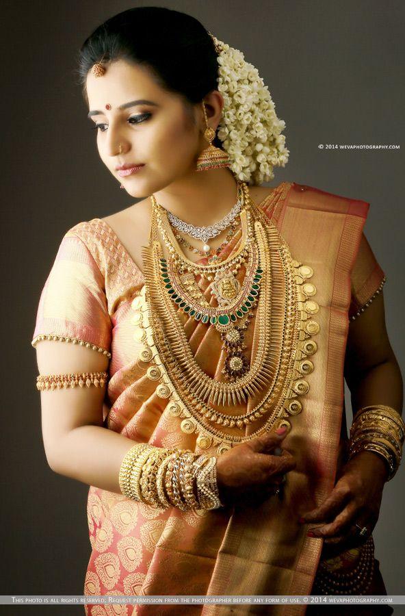 Kerala Bride Beauty Of South India Pinterest Kerala