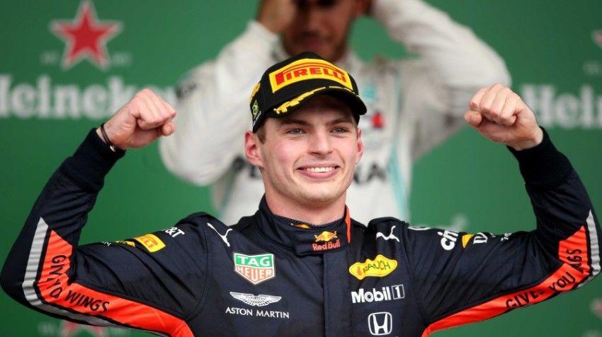 فيرستابين يمدد تعاقده مع ريد بول حتى 2023 Max Verstappen F1 Lewis Hamilton Lewis Hamilton
