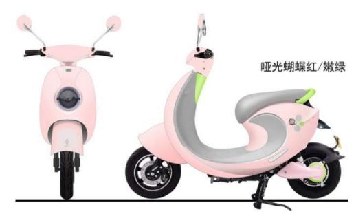 为年轻而生新日电动车星际战士 贝拉燃爆青春耀世上线 年轻 而生 企业资讯 川北在线 stationary bike bike concept design