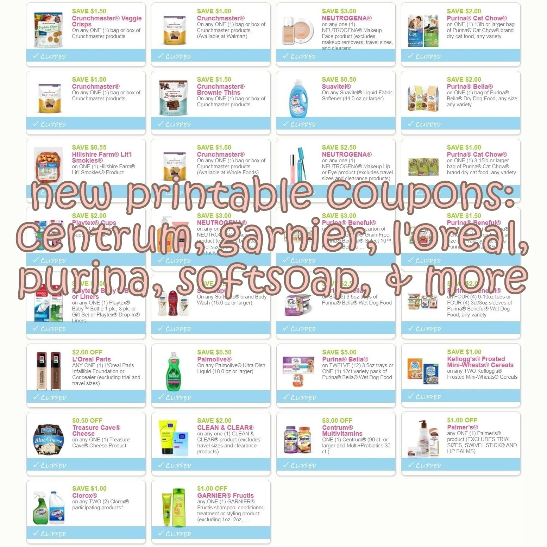 photo regarding Garnier Printable Coupons identify Pin as a result of Erica Hart upon i ♥ coupon codes Printable coupon codes