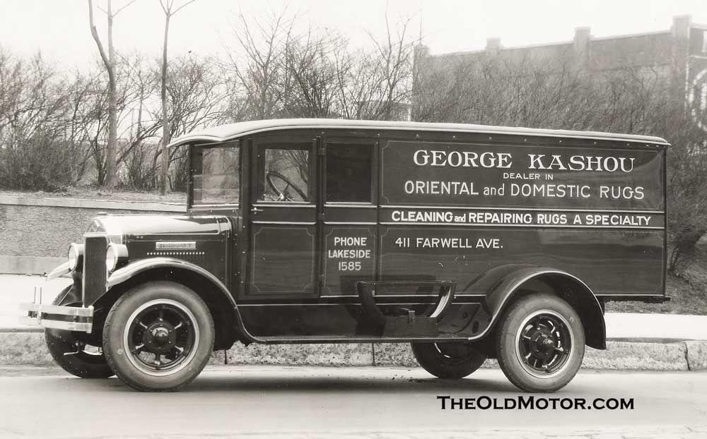 ダイヤモンドTのトラック| 古いモーター