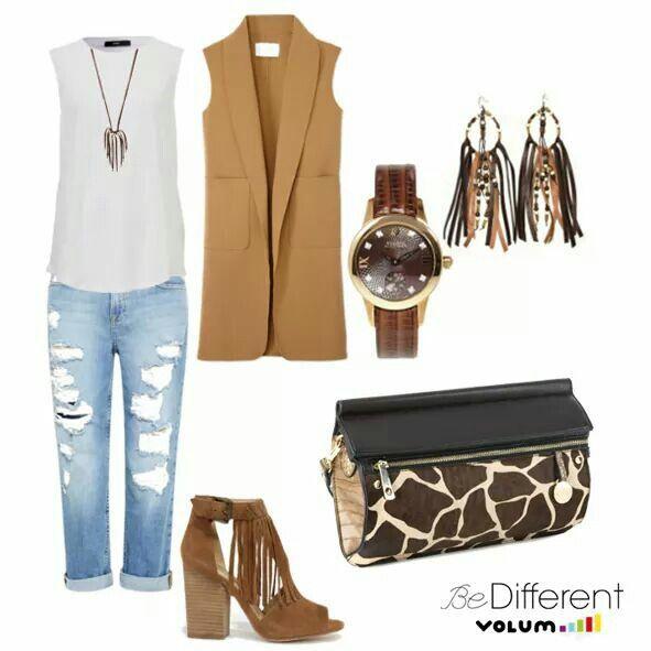 a78b5199f Look elegante con la bandolera #Chic Disponible en www.volumbags.com/shop