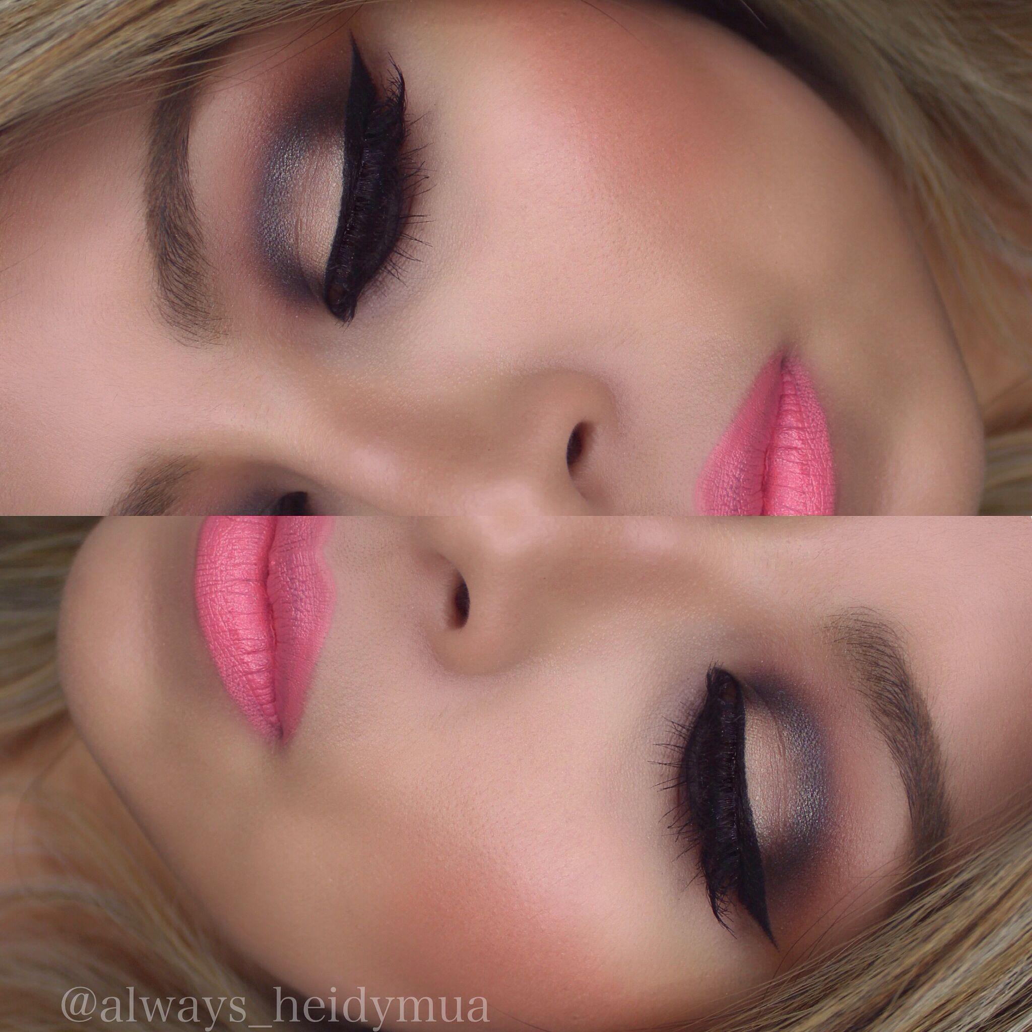 Anastasia Beverlyhills mayamia palette and Mac Betty