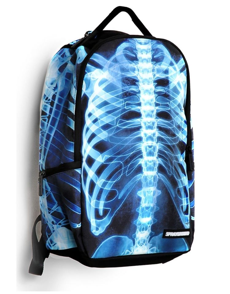 X ray рюкзаки чемоданы готовые из микрогофрокартона