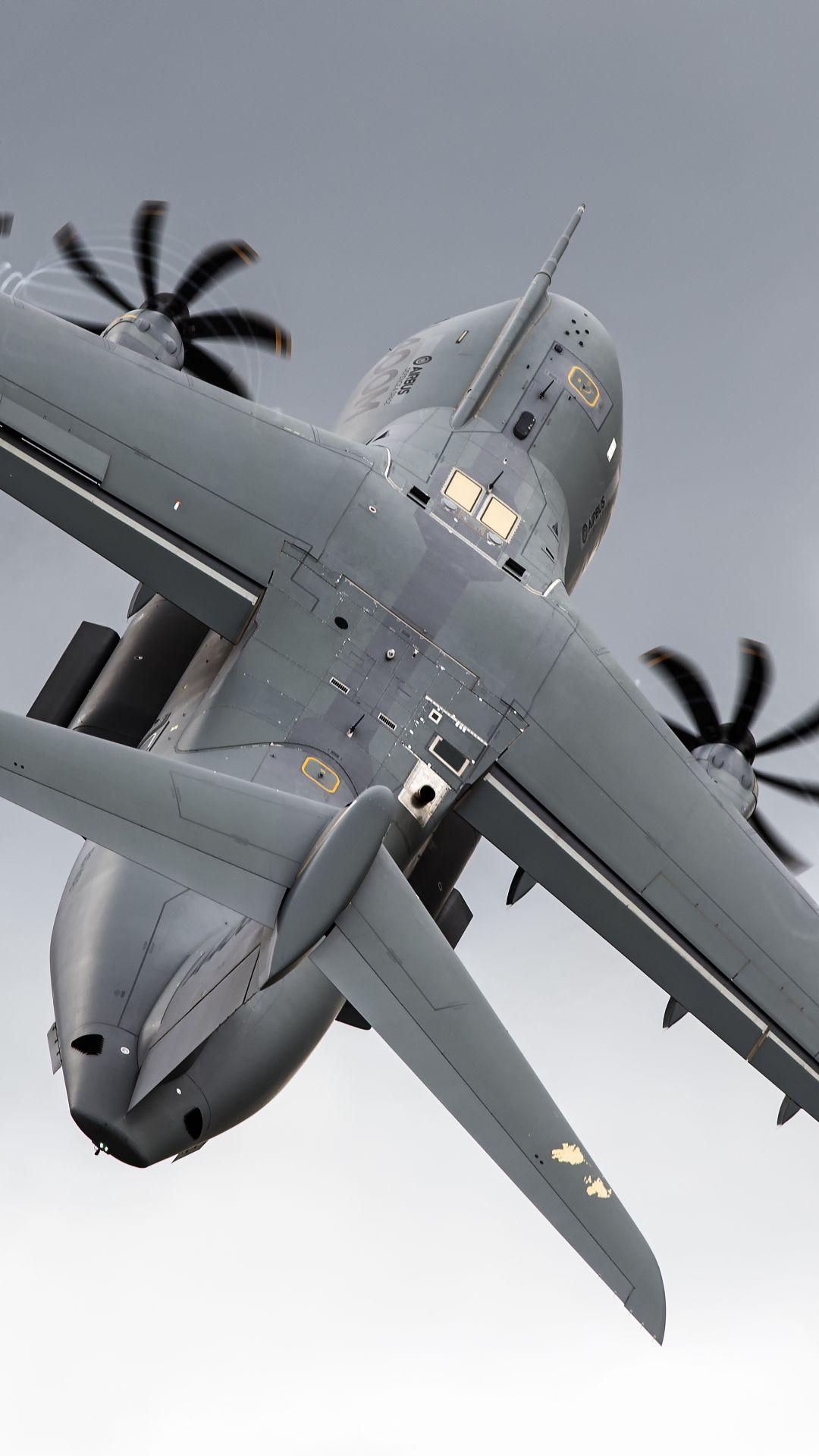 Обои military, airbus, transport, aircraft. Авиация foto 16