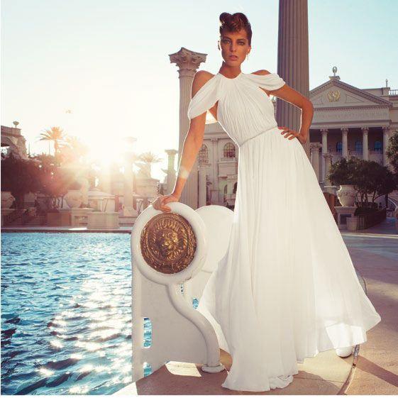 Daria Werbowy Ralph Lauren By Patrick Demarchelier: I Love Inez Model : Daria Werbowy, Vogue Paris