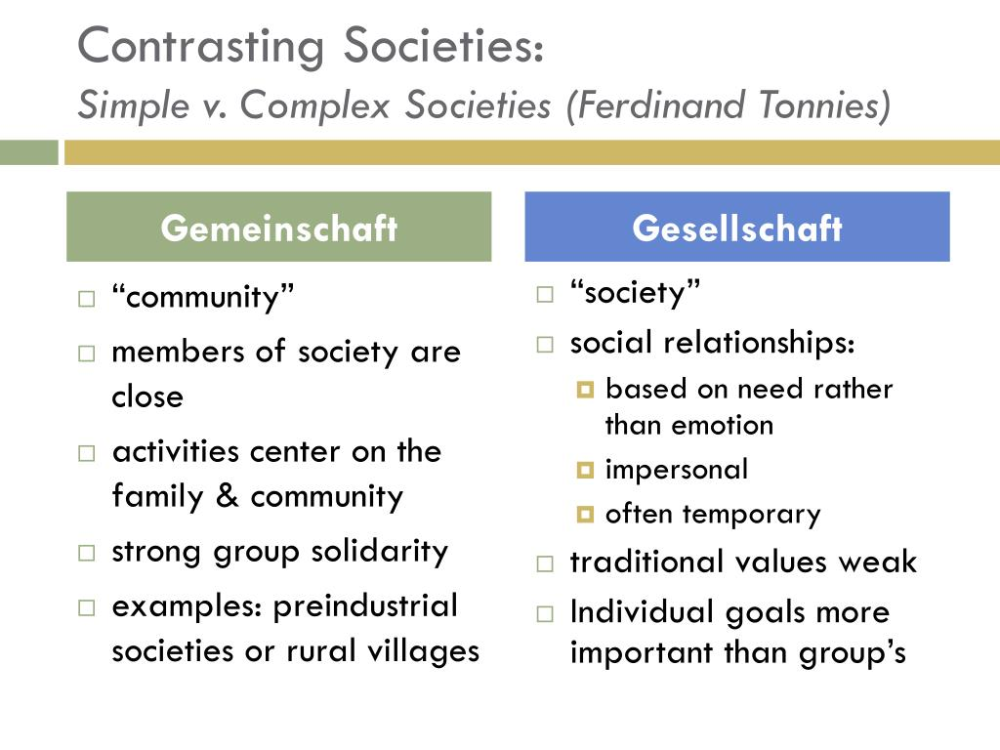 Social Structure Social Institution What Is Social Social