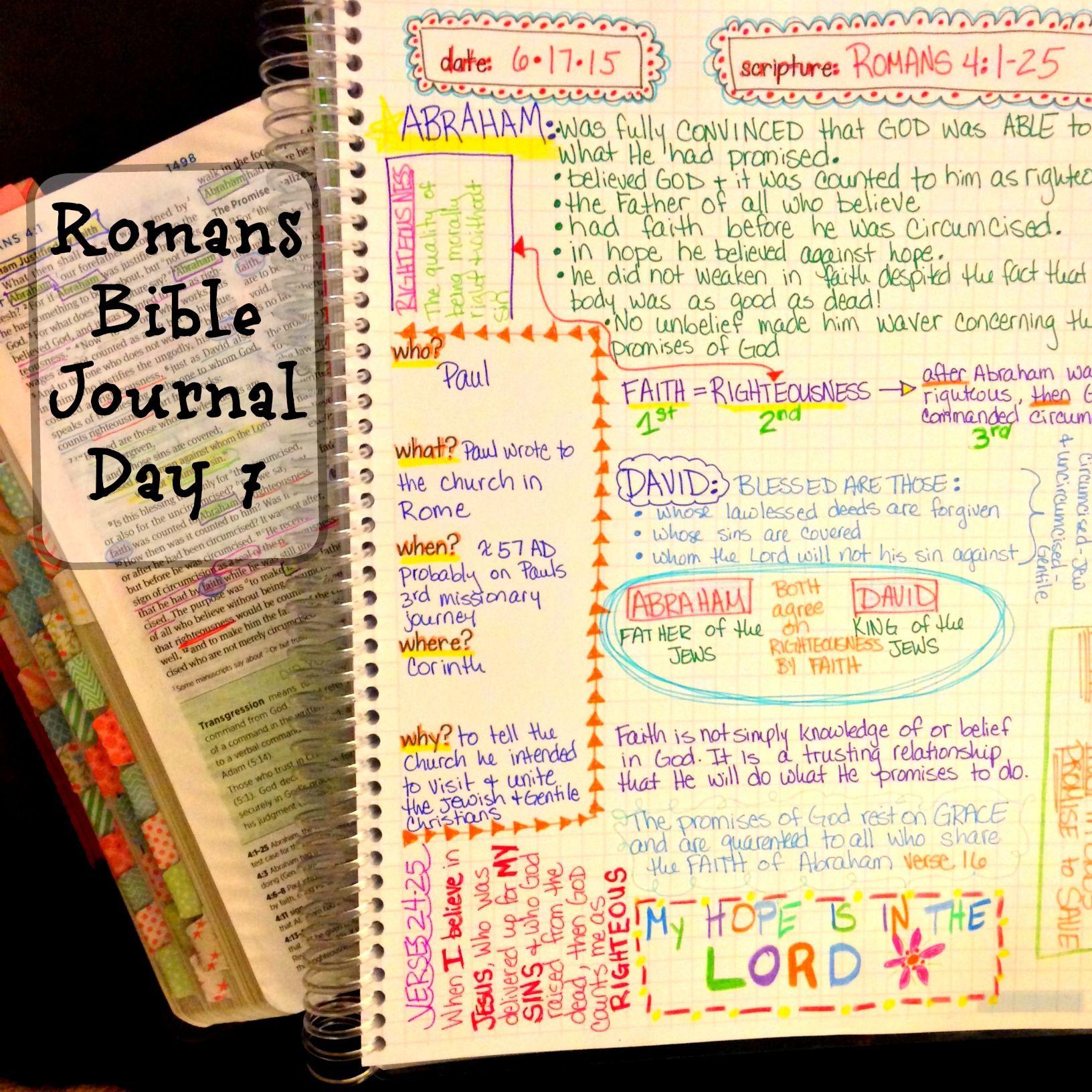 Roman Chapter 5 - bible-studys.org