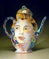 Ceramic Art, Majolica, and Woodfired Pottery by Selfridge