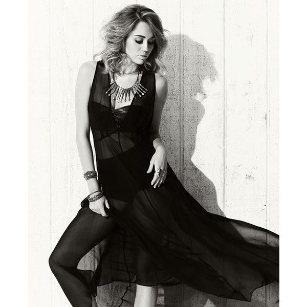 An image of Miley Cyrus ❤ liked on Polyvore featuring miley, miley cyrus, pictures, celeb and hair