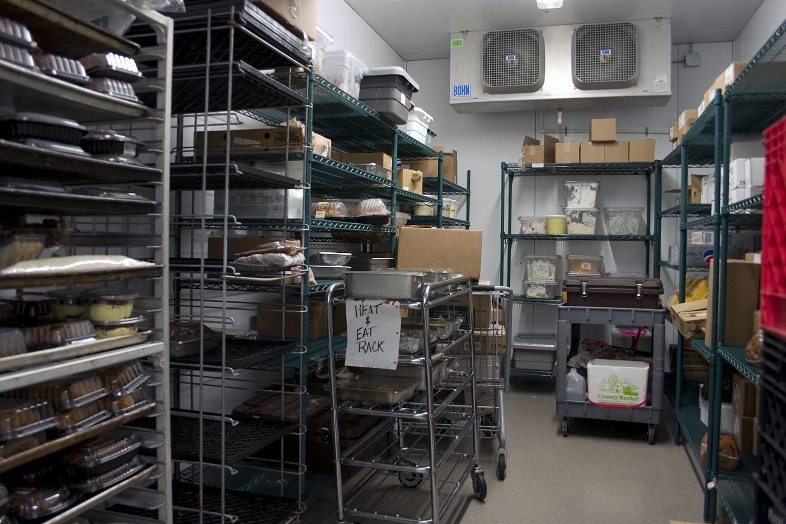 Bakery Refrigerated Storerooms Walk In Freezer Baking Set Play Houses