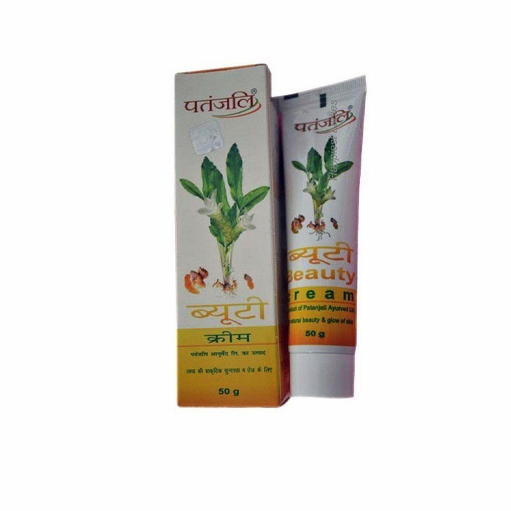 AYURVED Natural Herbal PATANJALI AYURVED Divya Tejas Beauty Cream
