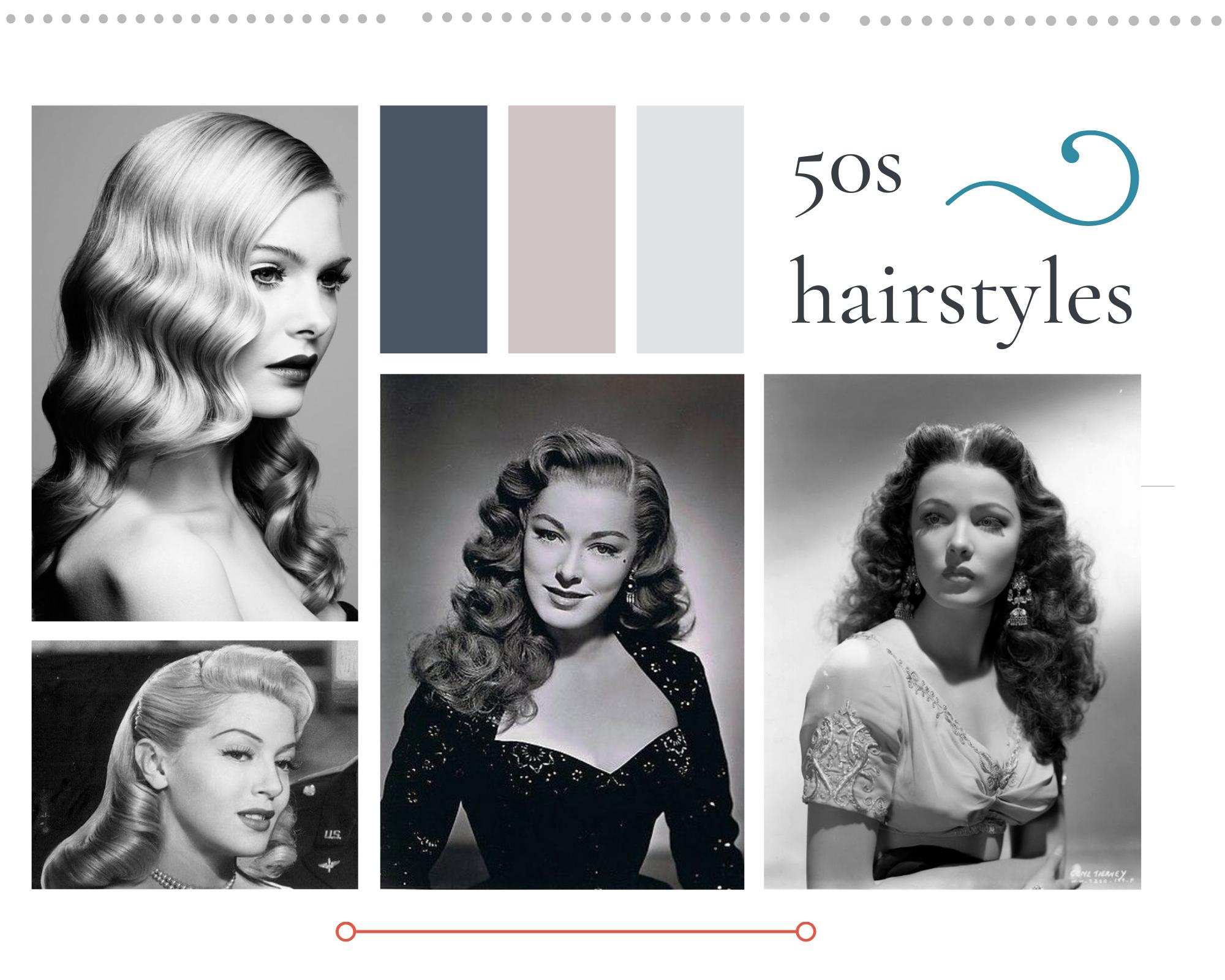 50s Hairstyles For Long Hair Long Hair Styles Edgy Long Hair Hair Styles