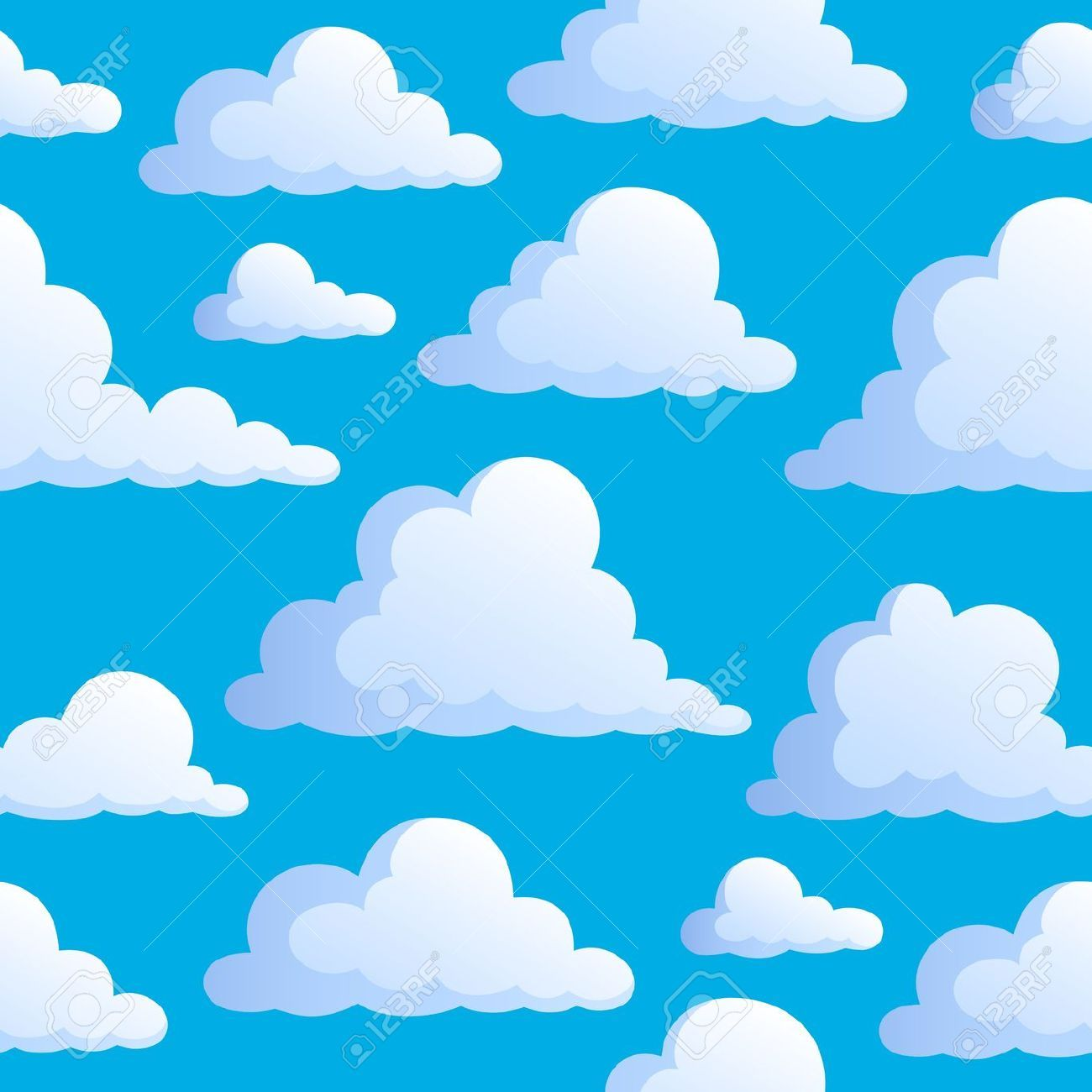 cloudy day clip art