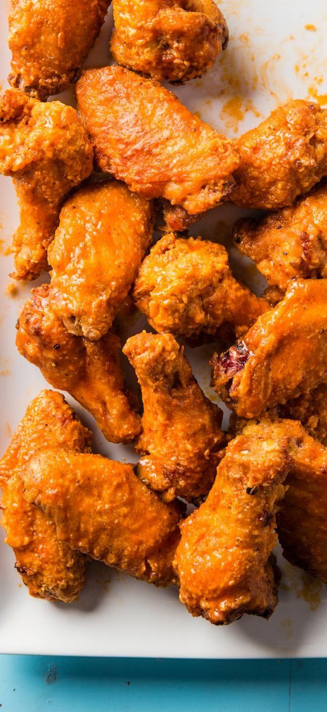 Buffalo Chicken Wings Recipe Fried