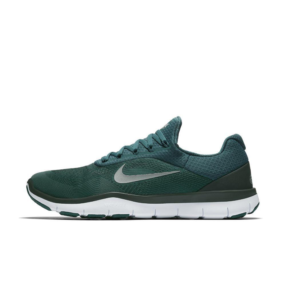 Nike Free Trainer V7 (NFL Eagles) Men's Training Shoe Size 11.5 (Green)
