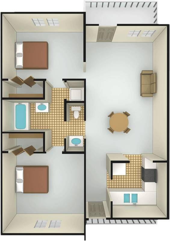 2 bedroom  1 5 bathroom   Tiki Hut   Villa Del Lago Apartments  398 per  bedroom. 2 bedroom  1 5 bathroom   Tiki Hut   Villa Del Lago Apartments
