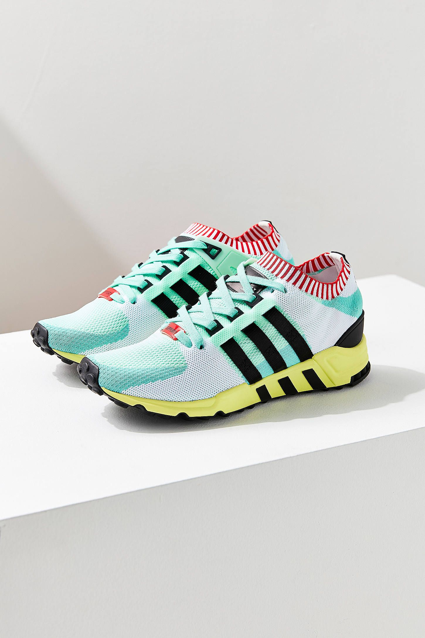 adidas originals equipment support rf primeknit sneaker