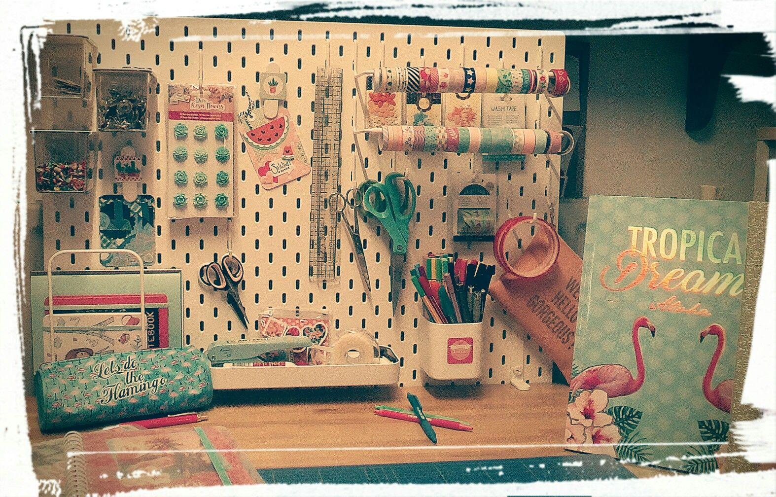 Ikea Skadis Action Ikea Skadis Kinder Zimmer Kinderzimmer