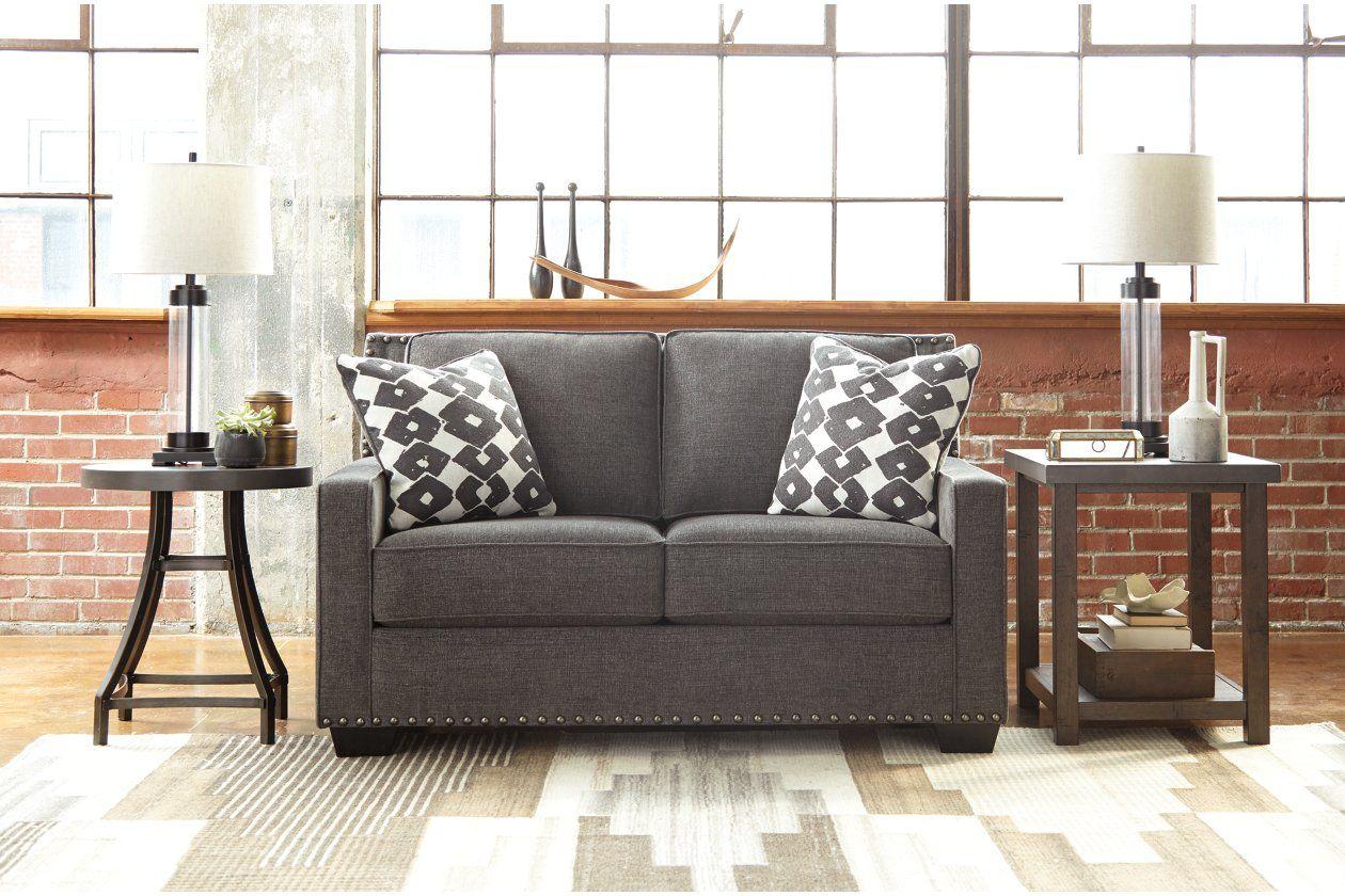 Brace Loveseat Love Seat Contemporary Loveseat Furniture
