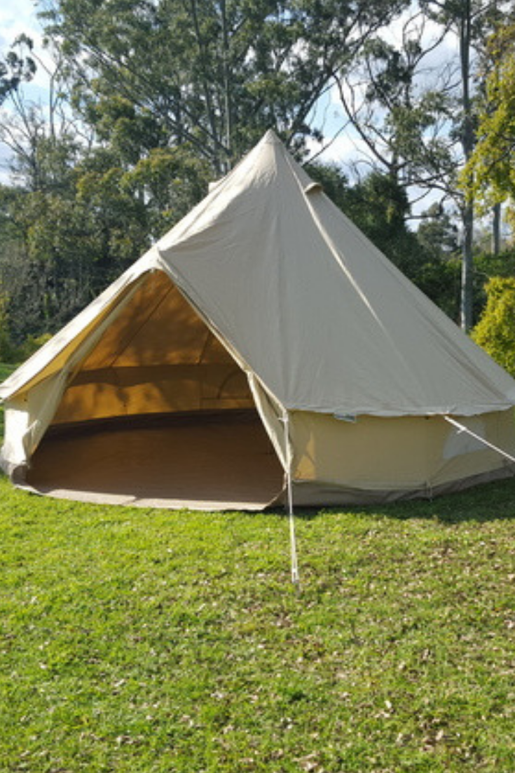 Luxury Tent Rentals with Flexible Location For Tent Camping