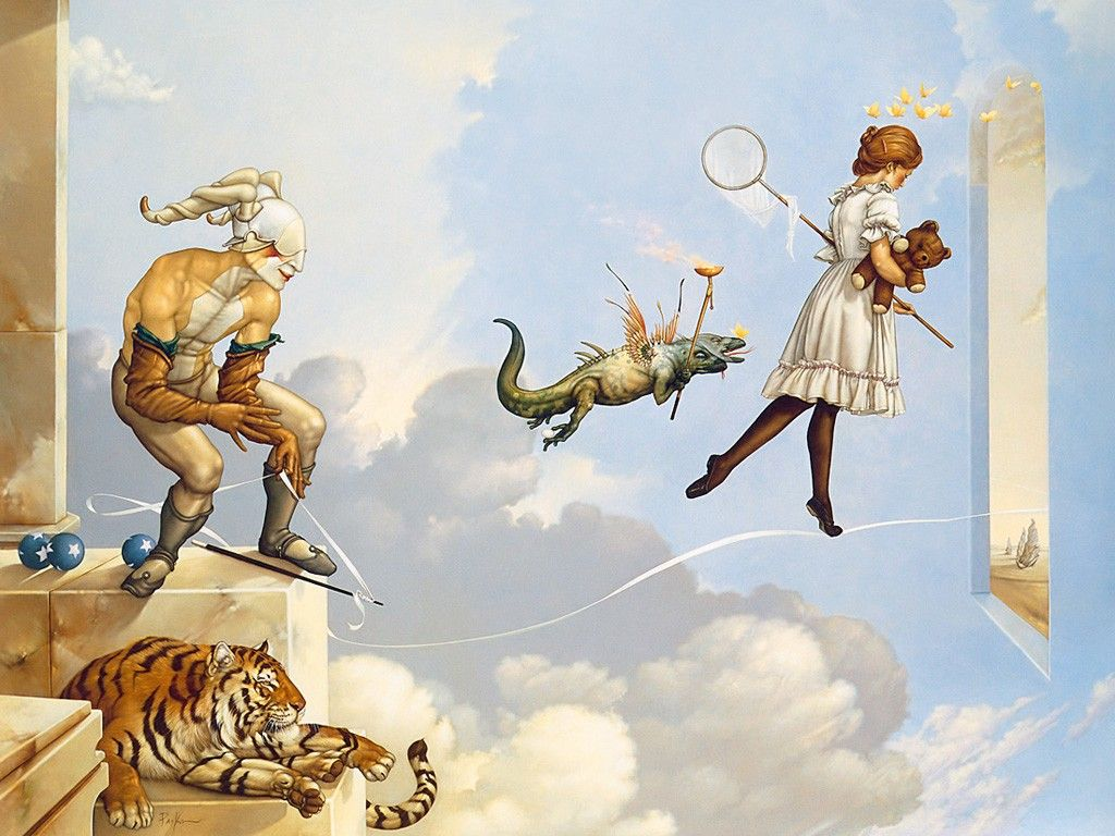 fantasy art and magic realism michael parkes magic realism fantasy art and magic realism michael parkes magic realism paintings 1024 768 no