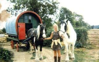 Horse riding took my mother's life - but it saved me