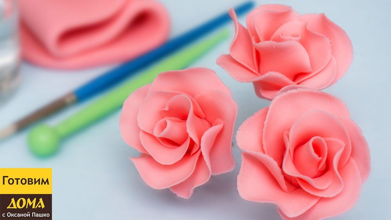 стал одной картинки роза из мастики время грозы